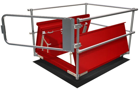 Kee Safety KeeHatch For Rooftop Entry and Exit