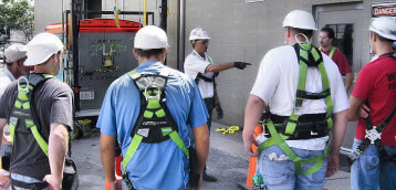 Awareness, Competent Person and Equipment Inspection Training