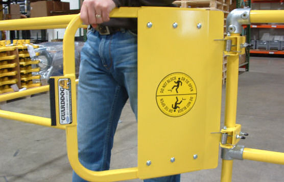 Fall Protection Safety Gates Industrial Safety Gate