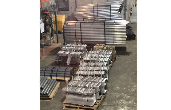 Expert Assembly and Shipping of Netting Hardware