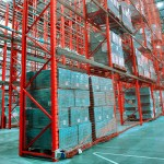 Custom Industrial Specialty Netting For Warehouse Floor
