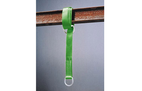 ANSI-Rated Beam Strap With Single Point Anchor