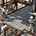 Horizontal Cable Lifelines For Worker Fall Protection During Construction