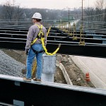 Horizontal Lifelines on Construction Project
