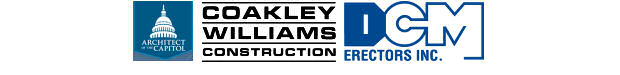 Architect of the Capitol - Coakley-Williams Construction - DCM Erectors, Inc.