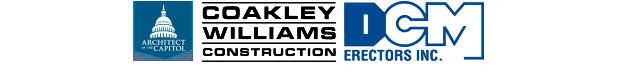 Architect of the Capitol - Coakley-Williams Construction - DCM Erectors, Inc.