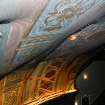 Retention Netting Applied During Renovation of The Wellmont Theater, Montclair, New Jersey