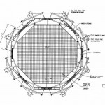 Design and Engineering Drawings For Retention Netting, Maryland State House Renovation, Annapolis, MD