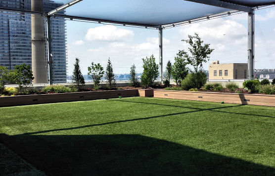 Rooftop Playground Netting – Manhattan, NY Private School