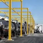 Fixed Track Rigid Lifelines at Railcar Maintenance Facility