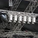 Arena Fall Protection for Catwalk Lighting Maintenance