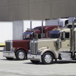 Trucking Industry Fall Arrest Protection For Open Hatches Above Tanker Trailer or Security Loads On Flatbeds