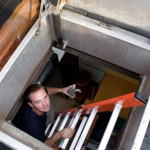 Roof hatch systems are just as important as fall protection equipment when it comes to preventing worker injury or death.