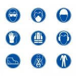 Place Fall Safety Signs In Worker Environments