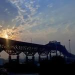 Pulaski Bridge Debris Netting