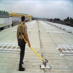 Roof Inspection Fall Restraint Systems FallProof