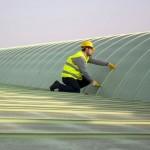 Rooftop Work Enviorments Present Fall Hazards
