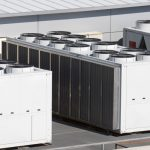 Fall hazards for industrial HVAC systems
